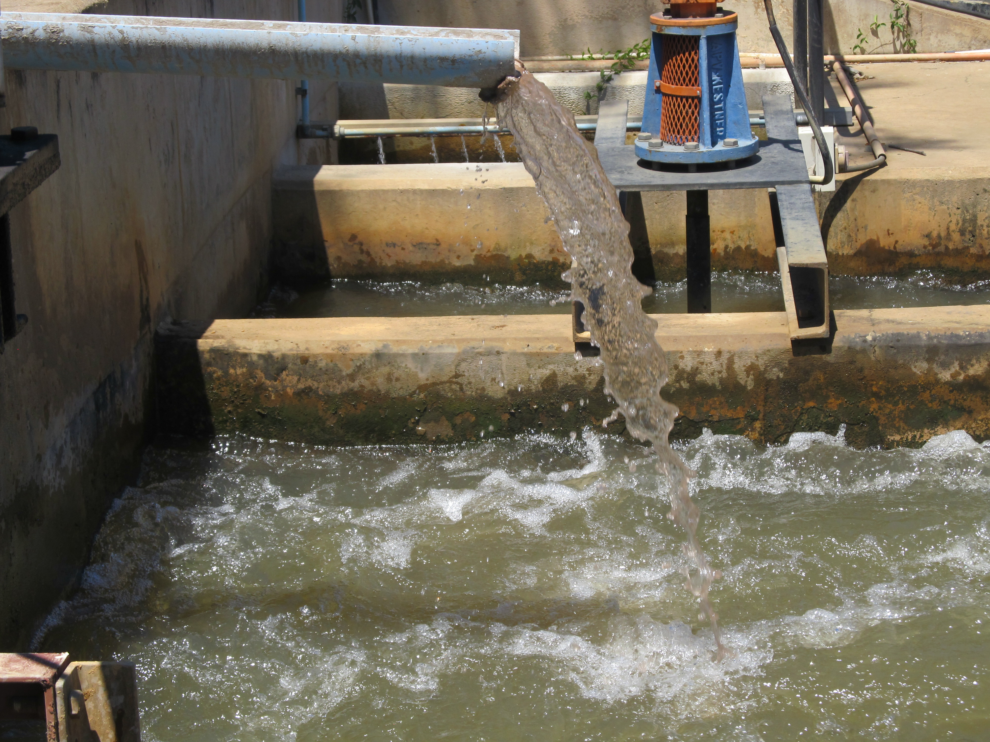 Water Management Key to Stability in the Middle East and North Africa