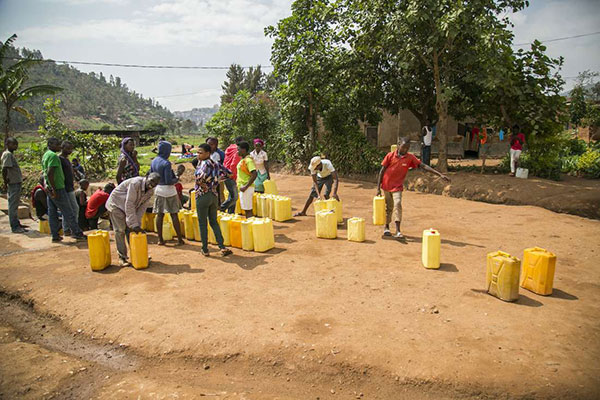 The East African: Rapid population growth to worsen water scarcity