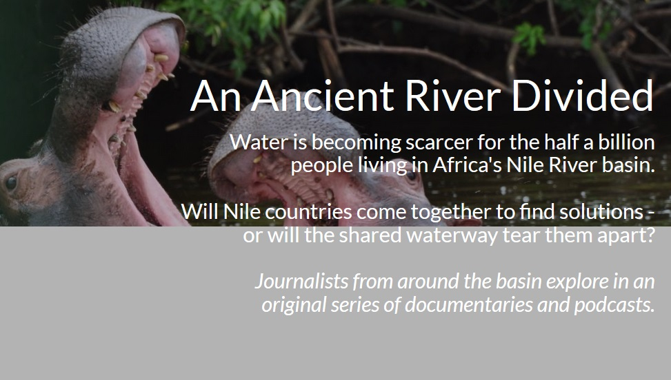 An Ancient River Divided