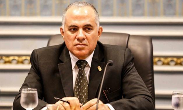 مصر وزير الرى. سيزور اثيوبيا وسط خلافات GERD