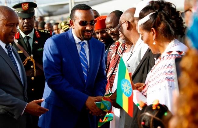Nile dam won't harm Egypt: new Ethiopian leader
