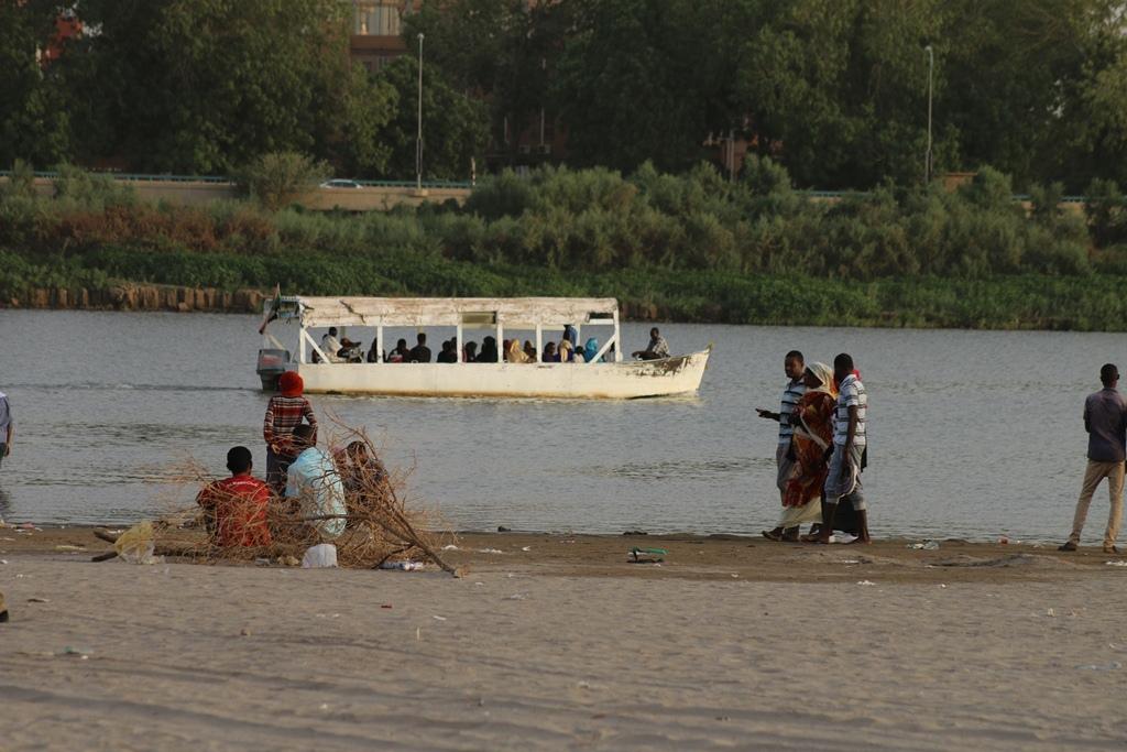 Nile Media Debates: Getting Sudan in the Picture