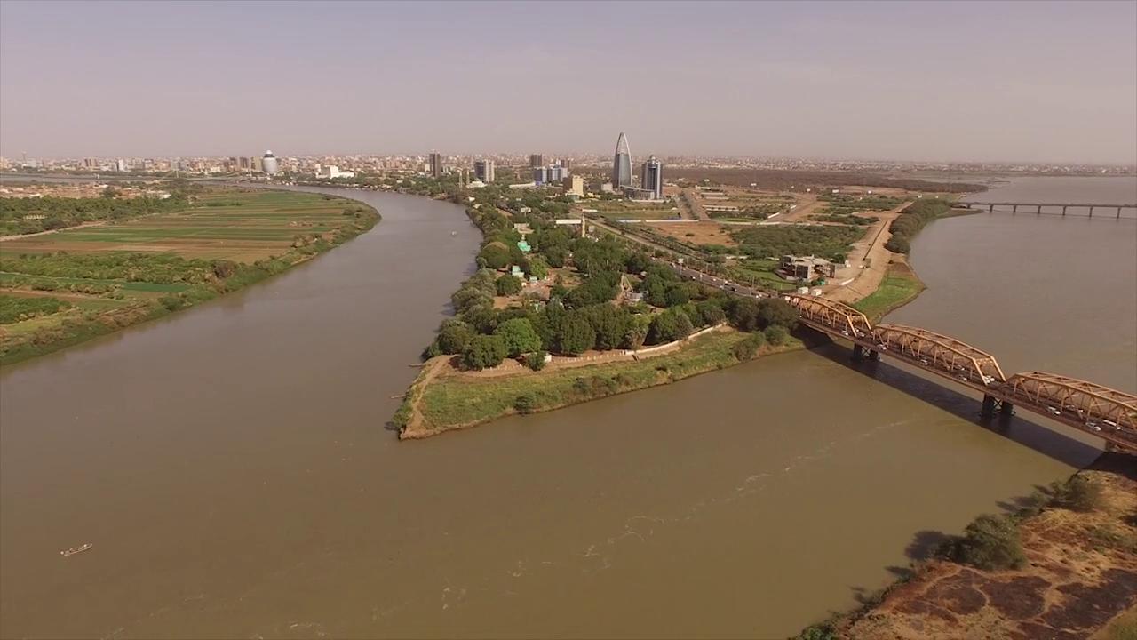 جزيرة توتى.. مرحبًا بفيضان النيل