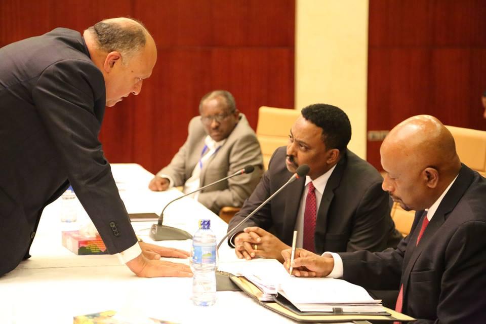 انتهت المحادثات بين إثيوبيا ومصر والسودان بنجاح