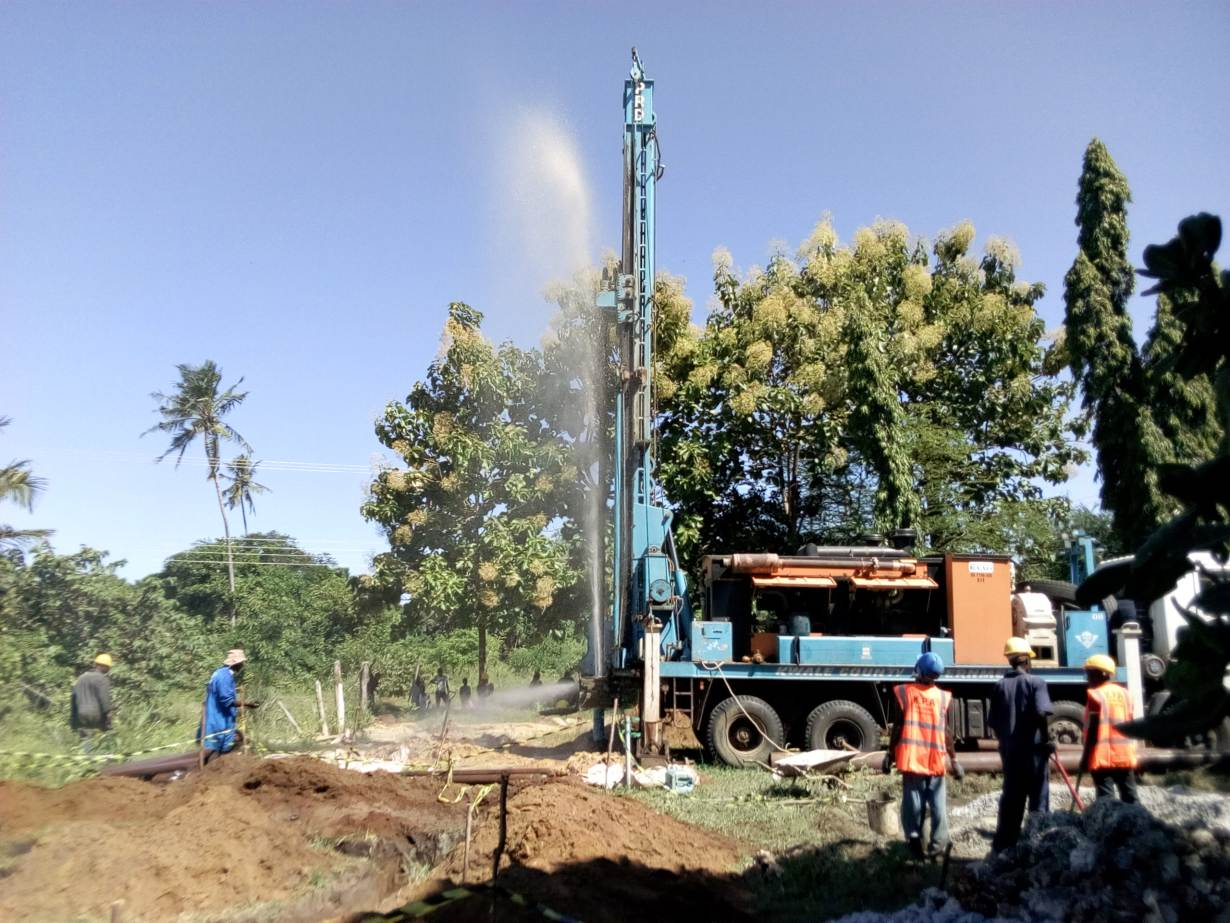 Kenya Takes a Look into the Unkown: Its Underground Water Reserves