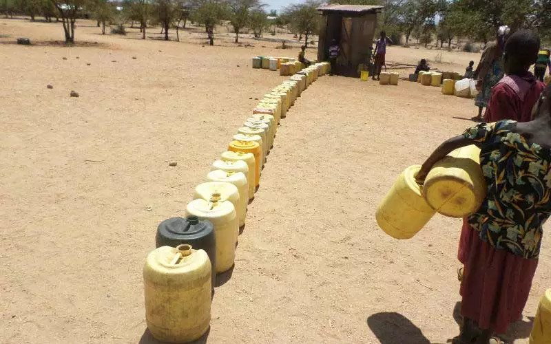 As Drought Scavenges Turkana, Children are Going Hungry