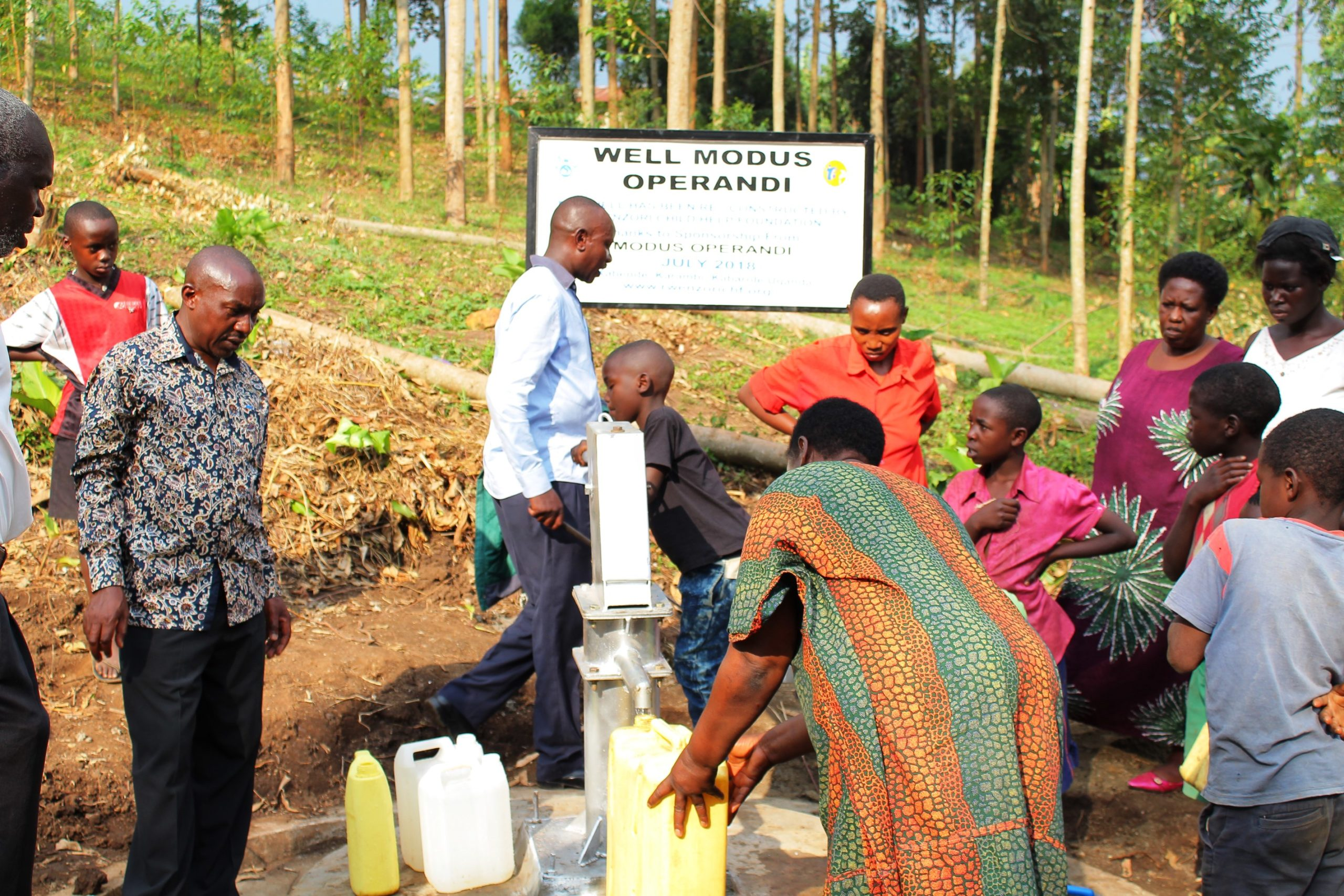 Karangura: Caught up between the dual danger of COVID-19 pandemic and water crisis