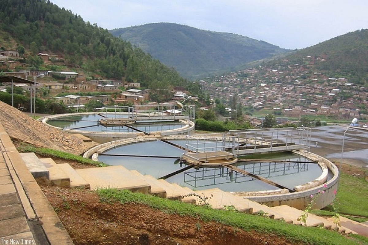 Amidst urban water shortages, Rwanda government commits to expanding Kigali's water supply